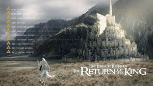 Fun Facts: Lord of the Rings - Return of the King