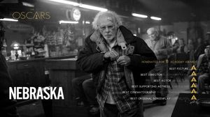 Nebraska nominated for 6 Academy Awards