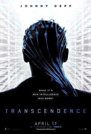 Latest poster for Transcendence