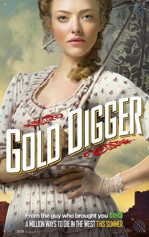 Gold Digger, Amanda Seyfried as Louise