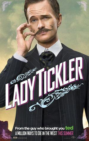 Lady Tickler, Neil Patrick Harris as Foy