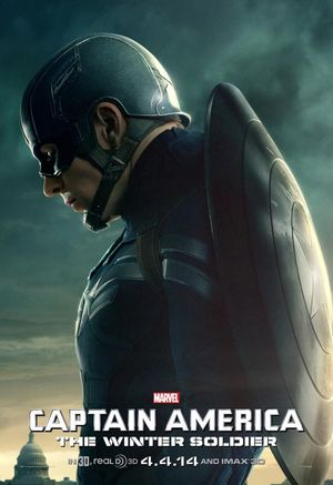 Steve Rogers is Captain America: The Winter Soldier