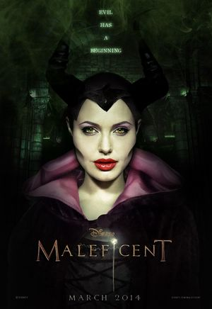 New poster for Disney's Maleficent