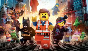 The LEGO Movie reigns supreme at the box office