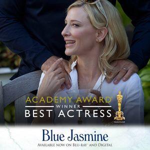 Cate Blanchett winner of Best Actress OSCAR®