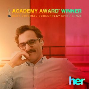 Spike Jonze winner Best Original Screenplay OSCAR®