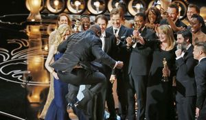 12 Years a Slave wins Best Picture Oscar