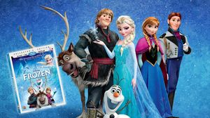 On DVD This Month: Frozen