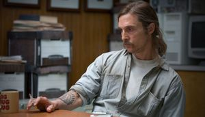 Matthew McConaughey as Det. Rustin