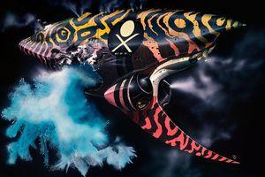 Leopardskin Spaceship