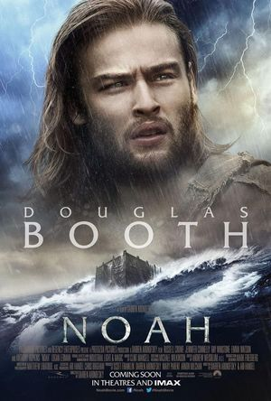 Douglas Booth in Noah