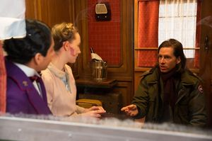 Wes Anderson talks things through