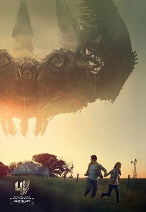 Transformers: Age of Extinction's Latest Poster Has Mark W