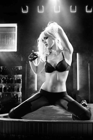 Jessica Alba is Nancy Callahan in Sin City: A Dame To Kill F