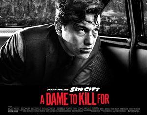 Joseph Gordon-Levitt in Sin City: A Dame To Kill For
