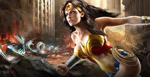 Batman vs. Superman costume designer teases Wonder Woman outfit