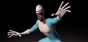 Samuel L. Jackson Teases the Return of Frozone in The Incredibles 2