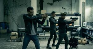 The Raid 2 features disturbingly brutal action