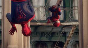 The Amazing Spider-Man 2 baby mirror