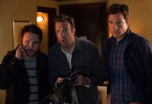 Jason Bateman, Jason Sudeikis and Charlie Day in Horrible Bo