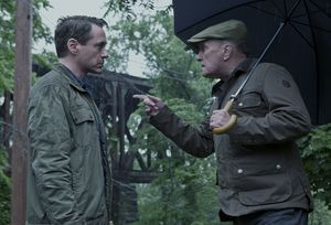 Robert Downey Jr. and Robert Duvall in The Judge