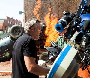Wally Pfister blowing up stuff