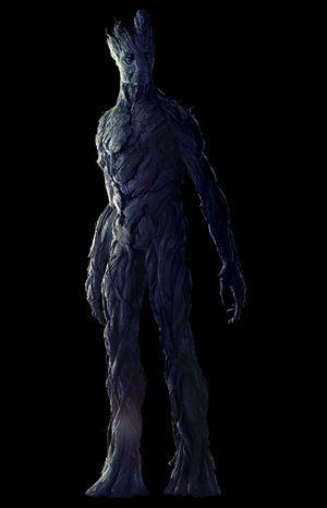 Vin Diesel as Groot character