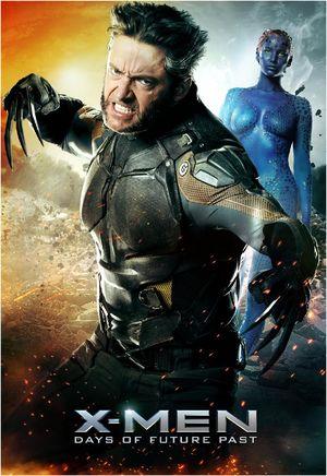 Wolverine with Mystique