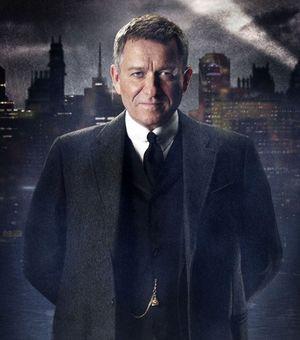 Alfred Pennyworth in Gotham