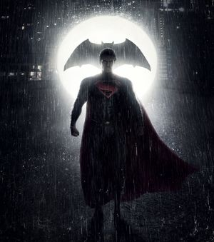 Batman vs. Superman teaser poster