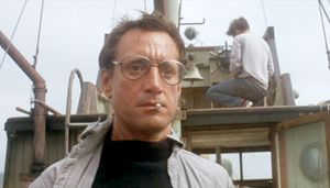 In Jaws, the words