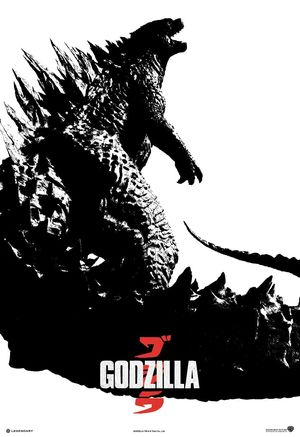 New Godzilla poster celebrates the films black and white roo
