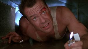 Due to contractual reasons, the role of John McClane in Die