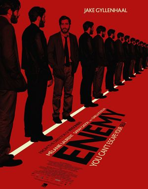 Enemy poster, Jake Gyllenhaal
