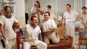 Many of the extras in One Flew Over the Cuckoo's Nest were
