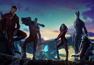 The Guardians Of The Galaxy, You're Welcome
