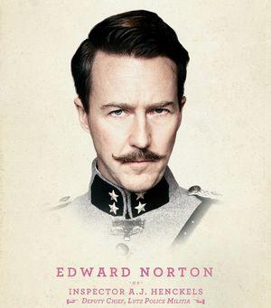 Edward Norton, The Grand Budapest Hotel