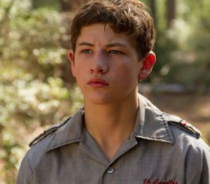 Tye Sheridan as Gary in Joe