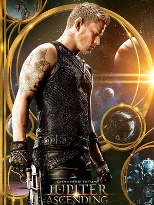 Channing Tatum fancy shirt, Jupiter Ascending