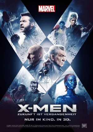 New International Poster for X-Men: Days of Future Past