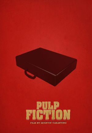 Pulp Fiction Minimal Movie Poster #5