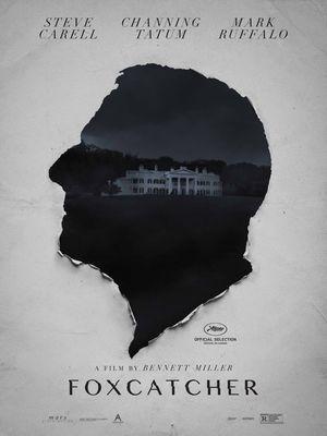 Official Poster for Bennett Miller's, 'Foxcatcher'
