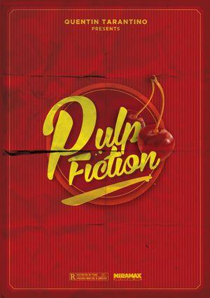 Pulp Fiction Minimal Movie Poster #10