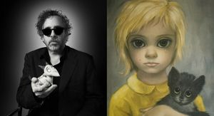 Tim Burton's Big Eyes will be released at Christmas