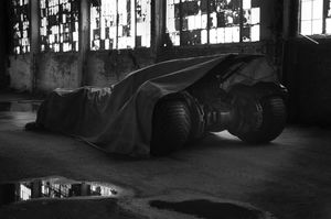 Zack Snyder teases the Batman vs. Superman Batmobile
