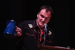 Tarantino orchestrates the live read