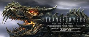 The International Grimlock Banner for Transformers: Age of E