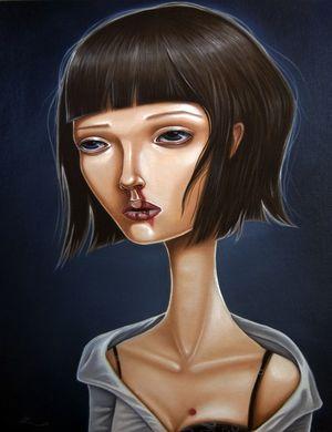 'I Can Keep A Secret' by Audrey Pongracz