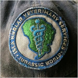 Take a Look at Jurassic World's Veterinary Services Patch