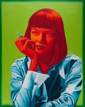 'Mia Wallace' by Ellen C. Patton